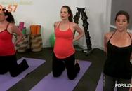 Bài tập yoga cho phụ nữ mang thai
